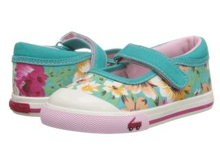 See Kai Run Kids Marie Girls Shoes (Blue)