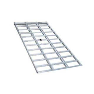Better Built 84 in. Long Tri Fold Aluminum Loading Ramp 25710046