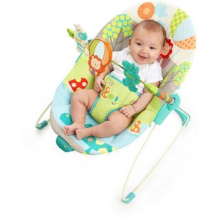 Bright Starts Baby Bouncer   Up, Up & Away