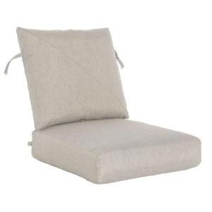 Hampton Bay Marwood Replacement Outdoor Lounge Chair Cushion 131 008 LC CSH