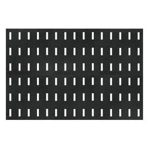 NoTrax Cushion Dek with Black Gritted Grip Step 36 in. x 72 in. PVC Anti Fatigue/Safety Mat 422
