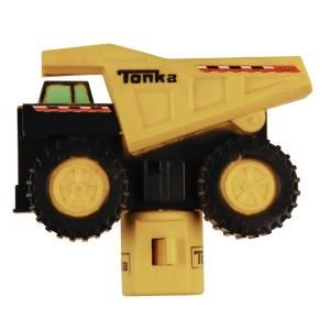 Meridian Hasbro Tonka Truck Switch LED Night Light 10129