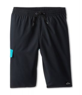 Quiksilver Kids Batter Volley Boardshort Boys Swimwear (Black)