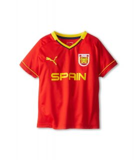 Puma Kids Spain Tee Boys T Shirt (Multi)