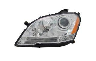 OE Replacement Mercedes Benz Driver Side Headlight Assembly Composite (Partslink Number MB2502171) Automotive