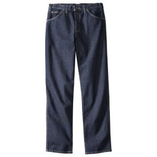 Dickies Mens Relaxed Fit Jean   Indigo Blue 42x30