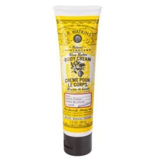 JR Watkins Apothecary Lemon Shea Butter Lotion   3.3 oz.