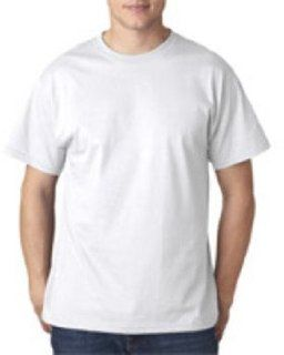Fruit Of The Loom Adult Lofteez Hdt Shirt, White, 2Xl