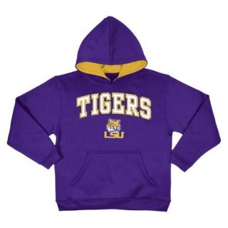 NCAA Kids LSU Sweatshirt   Violet (XS)