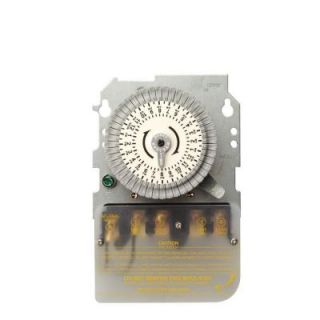 Woods 40 Amp 208 277 Volt DPST 24 Hour Mechanical Time Switch Replacement Mechanism Only 59104M
