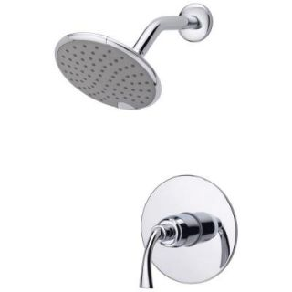 Fontaine Adelais Single Handle Shower Faucet in Chrome MFF ADLS CP