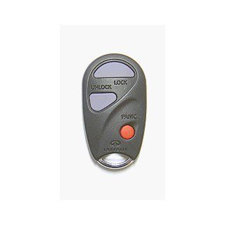 Keyless Entry Remote Fob Clicker for 2000 Infiniti QX4 With Do It Yourself Programming Automotive
