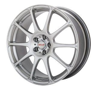 Maxxim Verse 17 Silver Wheel / Rim 4x100 & 4x4.5 with a 40mm Offset and a 73.1 Hub Bore. Partnumber V277D0440S Automotive