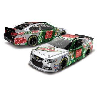 Dale Earnhardt Jr #88 Diet Mountain Dew 2014 Chevy SS NASCAR Diecast Car, 124 Scale HOTO Toys & Games