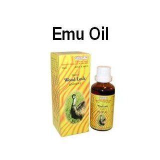 Chinese Wood Lock Liniment with Australian Emu Oil For Pain Relief Health & Personal Care