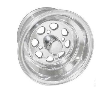 ITP SS112, Chrome w/ Center Cap, 12x7 Automotive