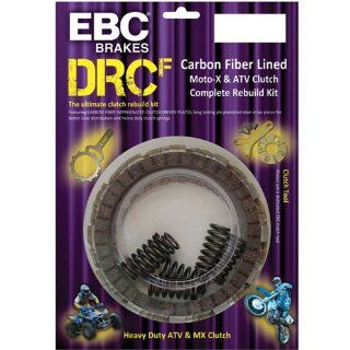 EBC Brakes DRCF128 DRCF Range Carbon Fiber Clutch Kit Automotive