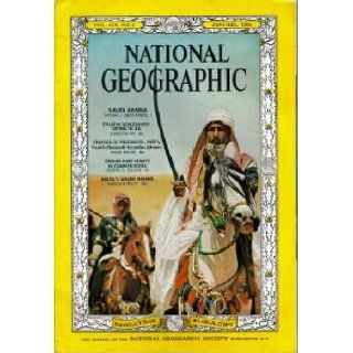 National Geographic January 1966, Vol. 129 No. 1. Melville Bell Grosvenor Books