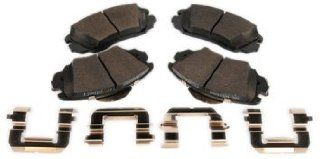 ACDelco 171 1020 OE Service Front Disc Brake Pad Kit Automotive