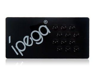 IPEGA PG IH179 Magnetic Induction Charger for iPhone, IPAD, Dock (Black) Electronics