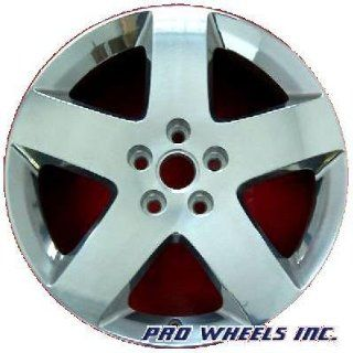 "Chevrolet Hhr 17X6.5"" Polish Factory Original Wheel Rim 5249 Automotive"