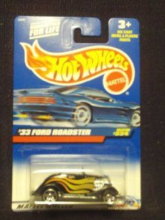 Hot Wheels '33 Ford Roadster #234 Toys & Games