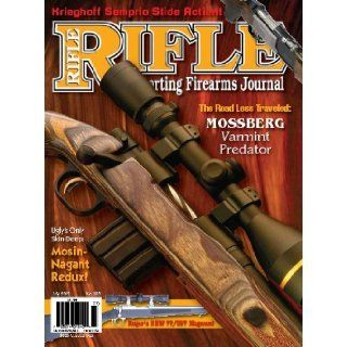 Rifle Magazine   July 2012   Issue Number 263 Dave Scovill, Gil Sengel, Brian Pearce, John Haviland, Mike Venturino, Terry Wieland, John Barsness, Chub Eastman, Stan Trzoniec, Clair Rees Books