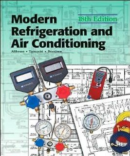 Modern Refrigeration & Air Conditioning 18th Edition  Other Products