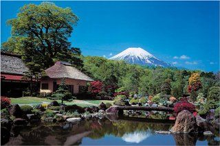 Jigsaw Puzzle 7, Mt. Fuji from Oshino Toys & Games