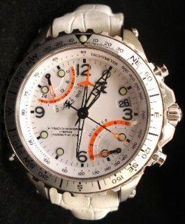 Tx Technoluxury Fly Back Pilot Chronograph Men's Watch T3c282 Jewelry