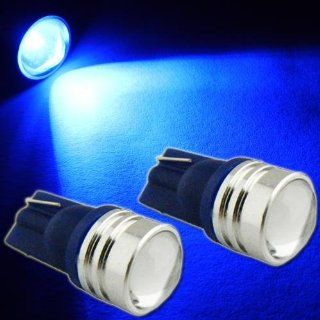 Blue High Power Projector 158 192 285 2825 928 T10 LED Bulbs For Car License Plate, Parking, Interior and Door Lights Automotive