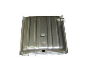 1955 Chevy Gas/Fuel Tank (Stainless Steel, Original Style) Automotive