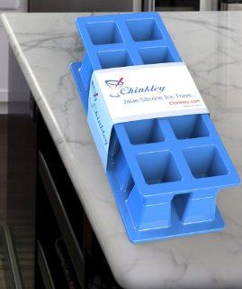 Silicone Baby Food Freezer Trays. For Fruit Ice Pops, Frozen Food Containers, Mini Ice Cream or Alcohol Drinks. Plus You Get Also a Companion Cube Ice Tray. So It's Really 2 for the Price of One A Good Commercial Ice Tray. These Are a Big Ice Cube Tra