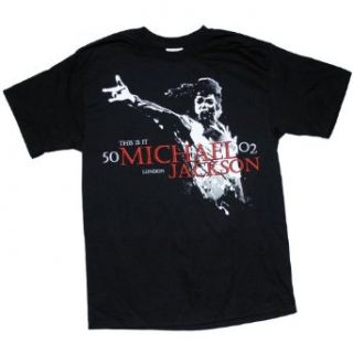 Michael Jackson   Scream T Shirt Clothing