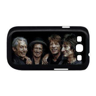 Rolling Stones Samsung Galaxy S3 I9300 Case Hard Plastic Samsung Galaxy S3 I9300 Back Cover Case Cell Phones & Accessories