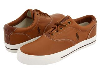 Polo Ralph Lauren Vaughn Mens Lace up casual Shoes (Brown)