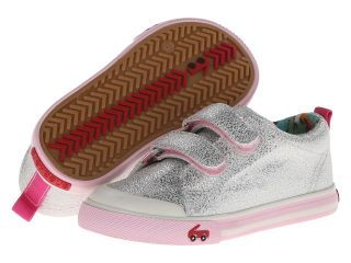 See Kai Run Kids Veronica Girls Shoes (Silver)