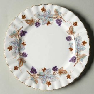 Royal Albert Lorraine Bread & Butter Plate, Fine China Dinnerware   Montrose Sha