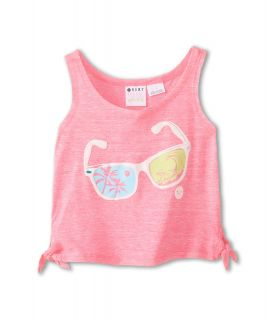 Roxy Kids Shades R Tank Girls Sleeveless (Pink)