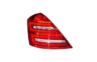 Depo 440 1970L AQ 440 1970R AQ Mercedes Benz S Class Driver & Passenger Side Replacement Tail Lights Automotive