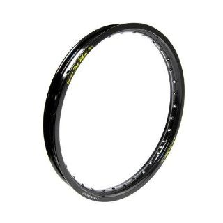 Pro Wheel Front Rim   17x1.40   Black , Position Front, Color Black, Rim Size 17 17 0YSBK Automotive