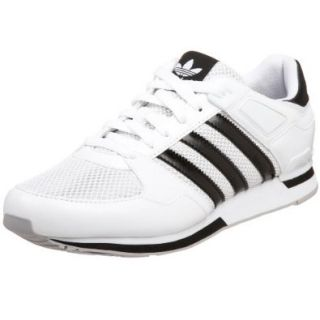 adidas Originals Men's ZXZ 456 Sneaker, Running White/Black/Ice Grey, 4 M Fashion Sneakers Shoes