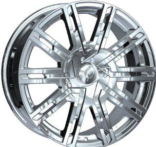 "Enkei MAJESTY, Luxury Series Wheel, Chrome (20x8.5""   5x115 & 5x120, 40mm Offset) 1 Wheel/Rim Automotive"