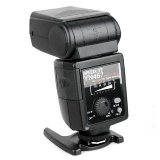 Yongnuo YN 467 Flash Speedlite Dedicated E TTL for Canon DSLR Cameras  On Camera Shoe Mount Flashes  Camera & Photo