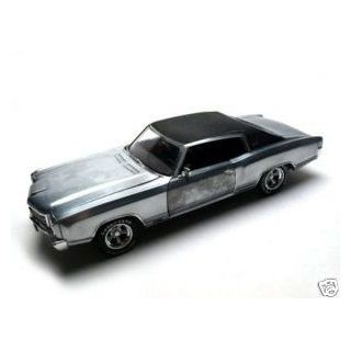 1970 Chevy Monte Carlo SS 454 1/18 Chrome Chase Model Toys & Games