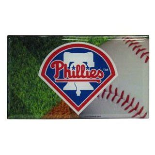 MLB Philadelphia Phillies Fridge Magnet  Sports Related Magnets  Sports & Outdoors