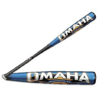 Louisville Slugger TPX Omaha XS Baseball Bat ( sz. 33 )  Standard Baseball Bats  Sports & Outdoors