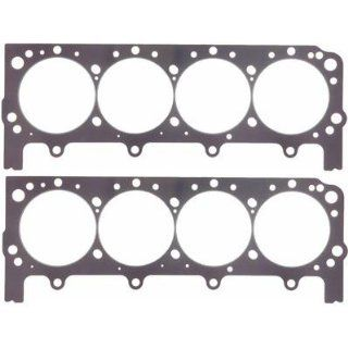 Ford Racing M 6051 C460 Fel Pro 1092 Head Gaskets Ford Pro Stock 500 Wedge Pair Automotive