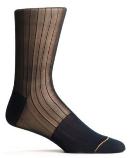 Gold Toe Men's Nylon Thick and Thin Dress Sock, Navy at  Men's Clothing store