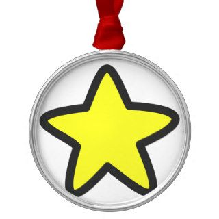 Shooting Star Christmas Ornament